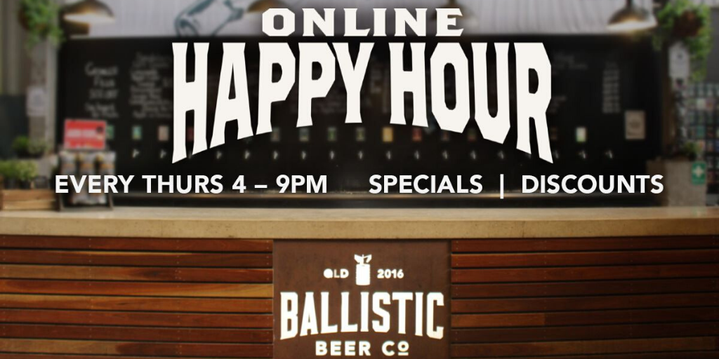 Ballistic happy hour