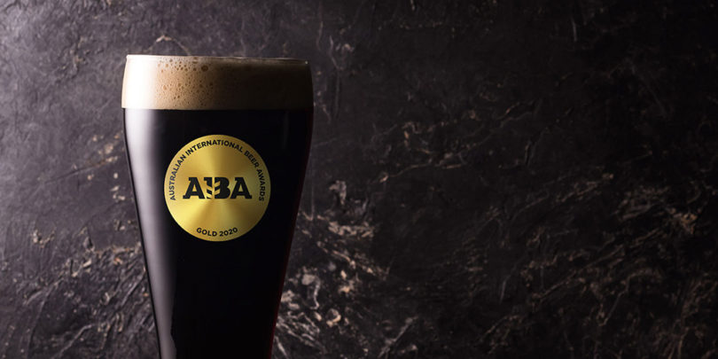 AIBA Beer in glass
