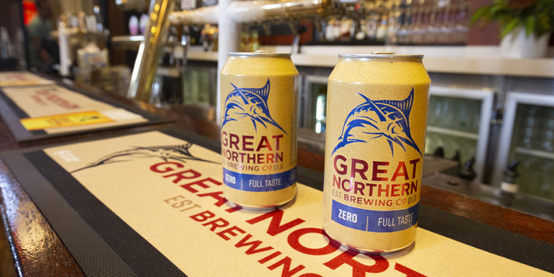 Great Northern zero cans