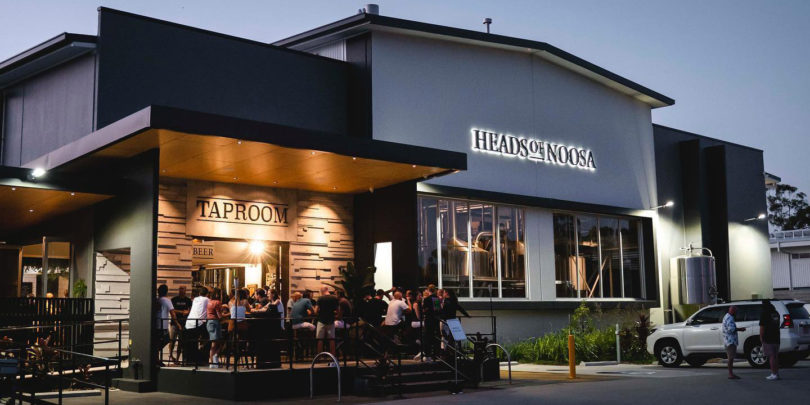 Heads of Noosa brewery