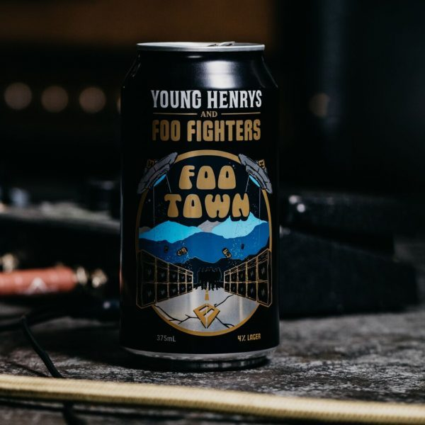 Foo Fighters beer Foo Town