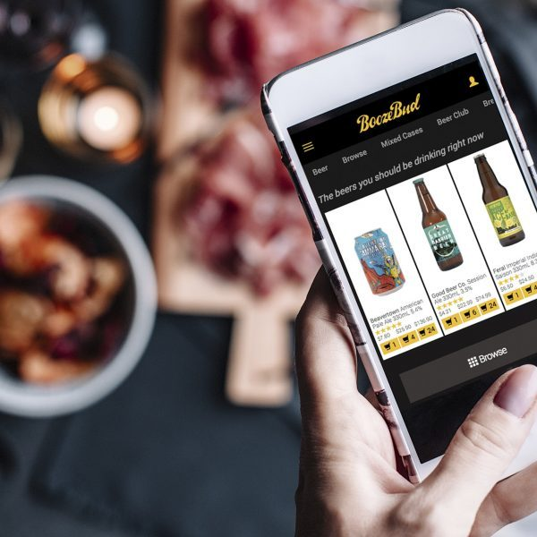 Online retailer BoozeBud is one of ten businesses that will collaborate with Lion