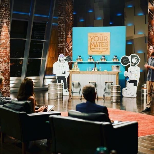 Your Mates Brewing on Shark Tank